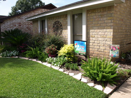 July Yard of the Month - Winner!