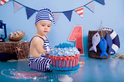 Cake Smash фотосесия