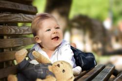 детски фотосесии на открито