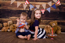 детски студийни фотосесии, М. Гигова