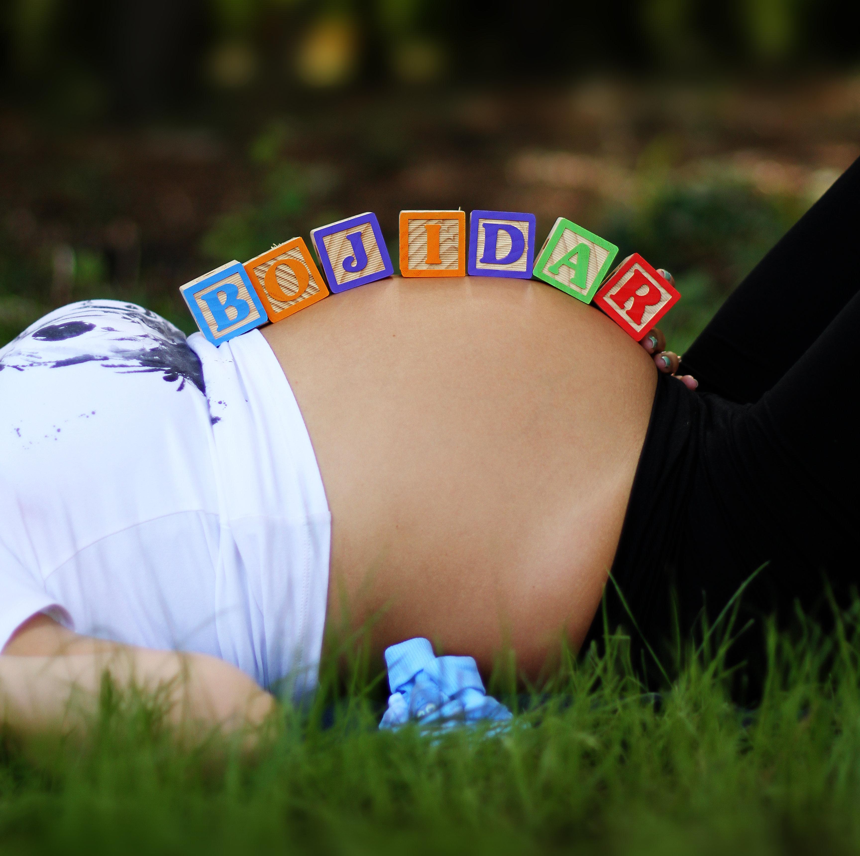 Фотосесии на бременни