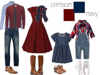Как да се облечем за коледната си сесия