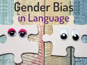 "Guest Post from Boulder Editors: ""How to Minimize Gender Bias in Your Writing"""
