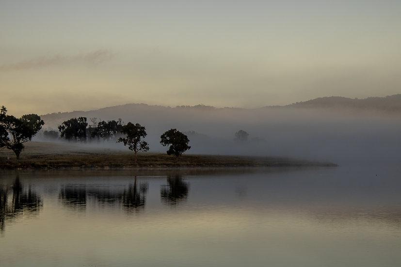 On Misty Dam