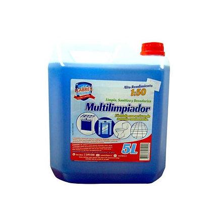 Amonio Cuaternario Concentrado 5 lt