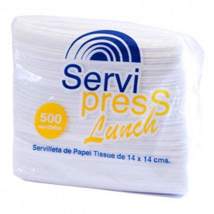 Servilleta Lunch