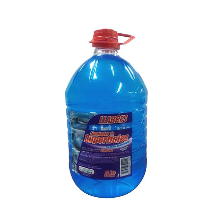 Amonio Cuaternario Diluido 5 lt