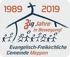 EFG Meppen_Logo_3zig Jahre_1989_grauer H
