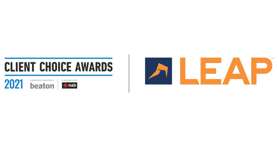 LEAP Legal Software joins the Client Choice Awards