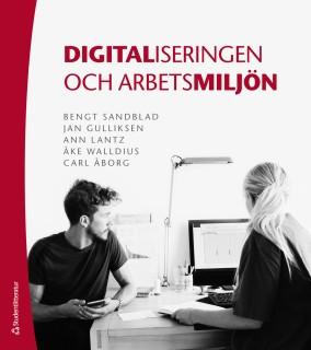 Boktips: Digitaliseringen och arbetsmiljön