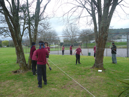 William Pike Participants Complete Adventure Based Learning Challenge