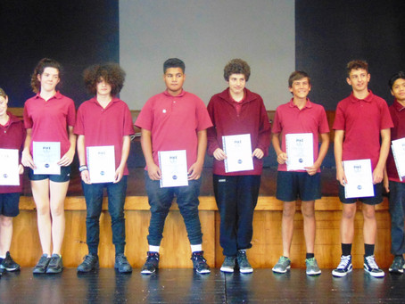Huge Congrats to our William Pike Challenge Award Recipients
