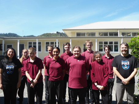 Hearty Congratulations to Award Recipients from Reefton