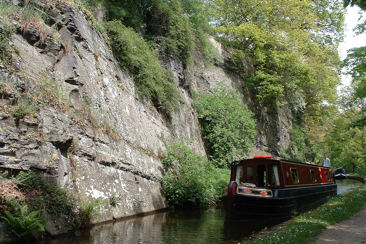 Llangollen Canal, Denbighshire