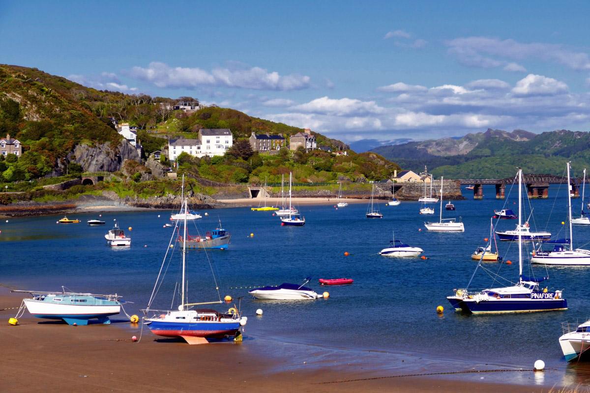 Barmouth, Gwynedd