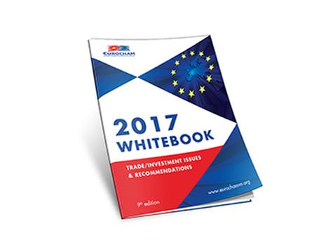 Lancement du Livre Blanc de l'EuroCham 2017