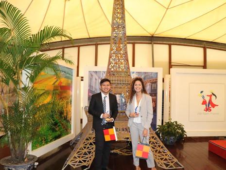 Finale du concours d'éloquence en ASEAN Édition 2019