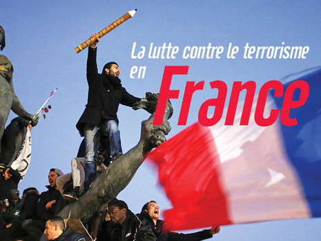 Conférence : la lutte contre le terrorisme enFrance