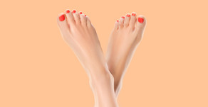 Relaxing Foot Bath, Detoxifying Results.