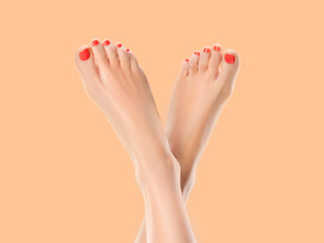 What are your feet saying about you?