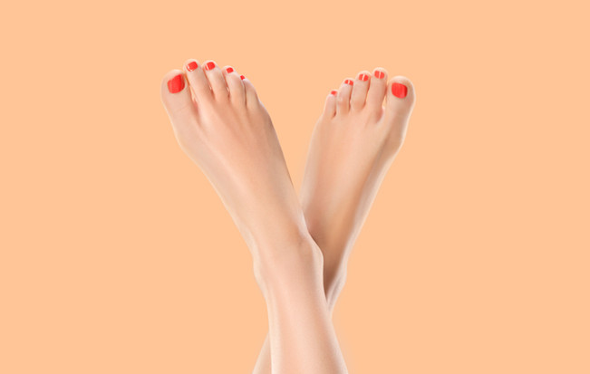 Self-care for your toes!