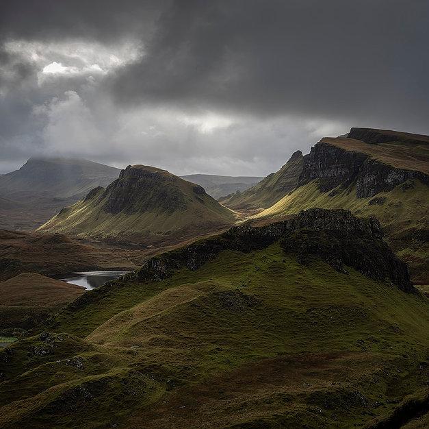 The Quiraing, Trotternish, Skye - Scotland