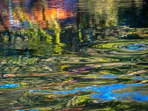 Peintres Pallete - La couleur de Trossach.