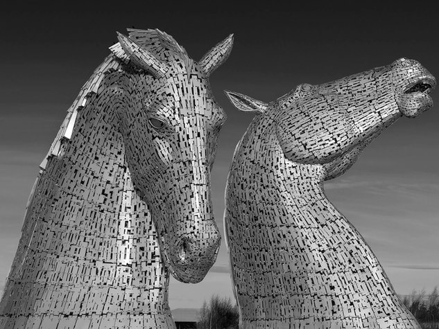 The Kelpies, Stirlingshire