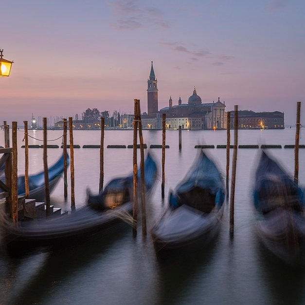 The Riva, Venice - Italy