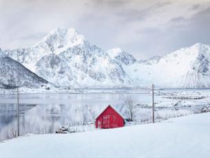 Red shed, Lofoten - Norway