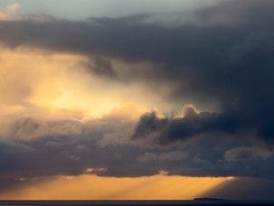 Cloudscape, The Minch, île de Harris