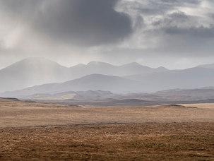 Montagnes Harris de Lewis - Hébrides extérieures
