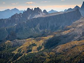 Cinque Torre, The Dolomites
