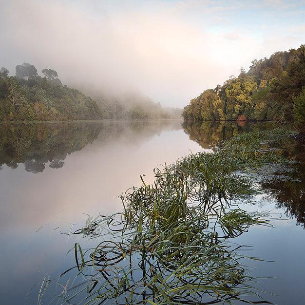 The Pieman River - Tasmania