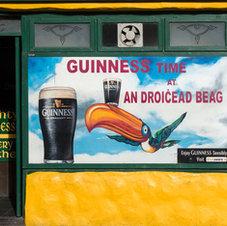 Guinness, Dingle Pub - Irlande