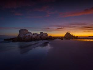 Picnic Rocks, Mt William NP - Tasmania