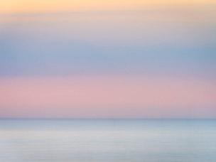 Aube rose, Firth of Clyde - de Arran