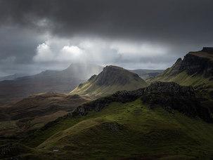 The Quiraing, île de Skye