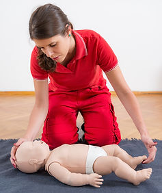 First Aid Training - Cardiopulmonary res