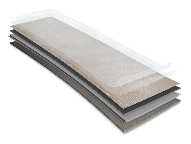 Isocore hybrid construction board