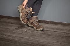 Isocore waterproof flooring