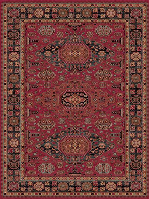 Grandeur Persian Red Rug