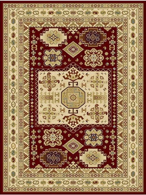 Classico Persian Red Rug