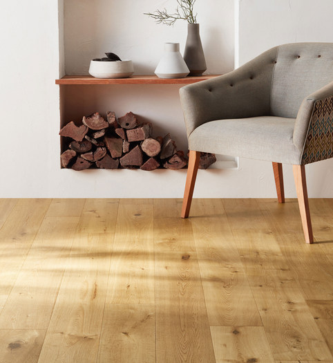 Topgrain Oak Timber Flooring