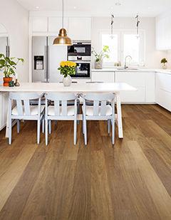 Novocore Premium XL Australiana Hybrid Flooring - Spotted Gum