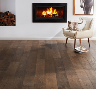 Topgrain Oak Timber Flooring