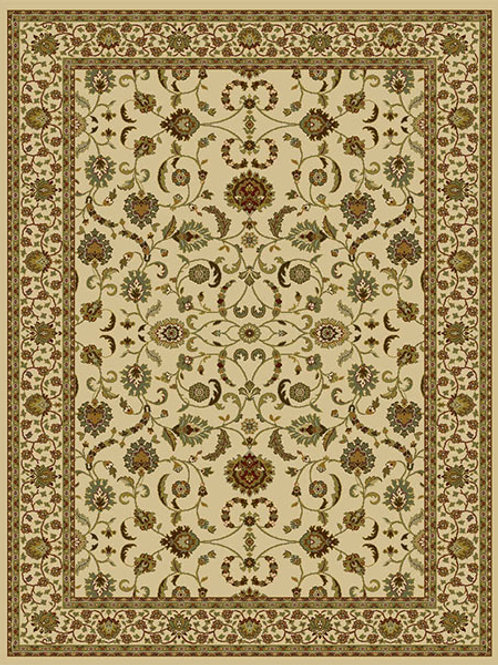 Classico Oriental Ivory Rug