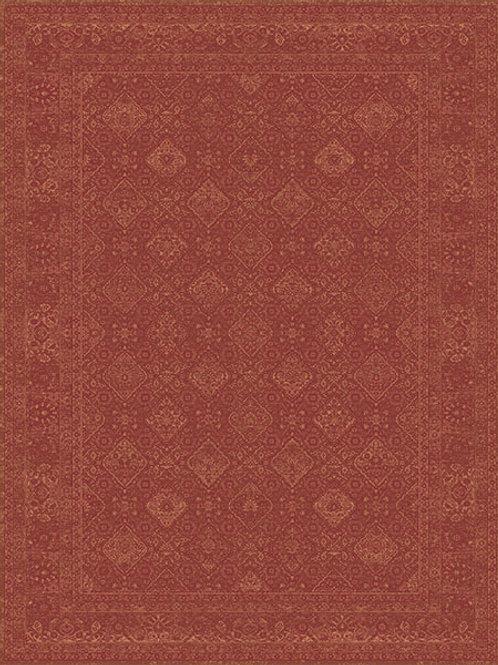 Grandeur Imperial Red Rug