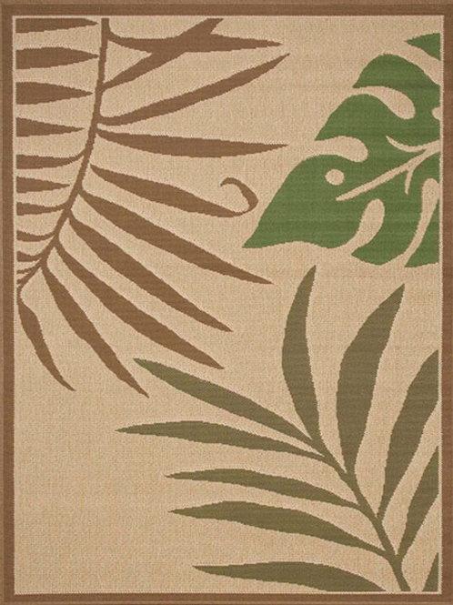Gardenia Leaf Rug