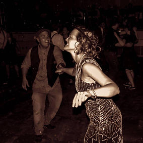 Flappers & Moonshine swing dance event in Topeka